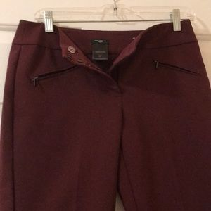 Ann Taylor signature dress pants